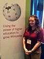 National Women's Studies Association annual conference and Wiki Ed 5.jpg