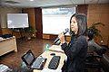 Nattaporn Srisuk - Indo-Finnish-Thai Exhibit Development Workshop Presentation - NCSM - Kolkata 2014-11-25 9710.JPG