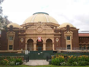 Natural History Museum, 900 Exposition Blvd., ...