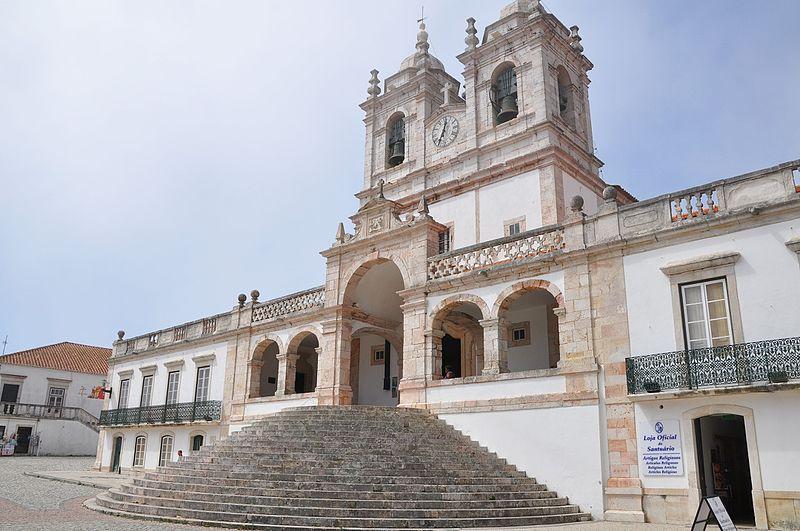 File:Nazaré Igreja de Nossa Senhora da Nazaré.jpg