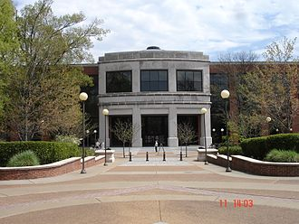 University of Memphis - Ned R. McWherter Library