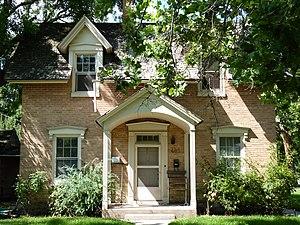 Johnson–Hansen House - Johnson-Hansen House