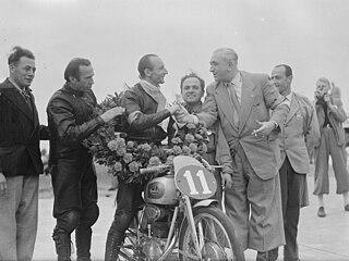 Nello Pagani Italian racing driver