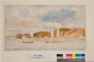 Nelson Regatta 1843
