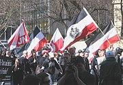 Neo-Nazi march in Munich (2005)