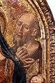 Neroccio di bartolomeo landi, madonna col bambino, la maddalena e san girolamo, da duomo di grosseto, 1480-90 circa 03.JPG