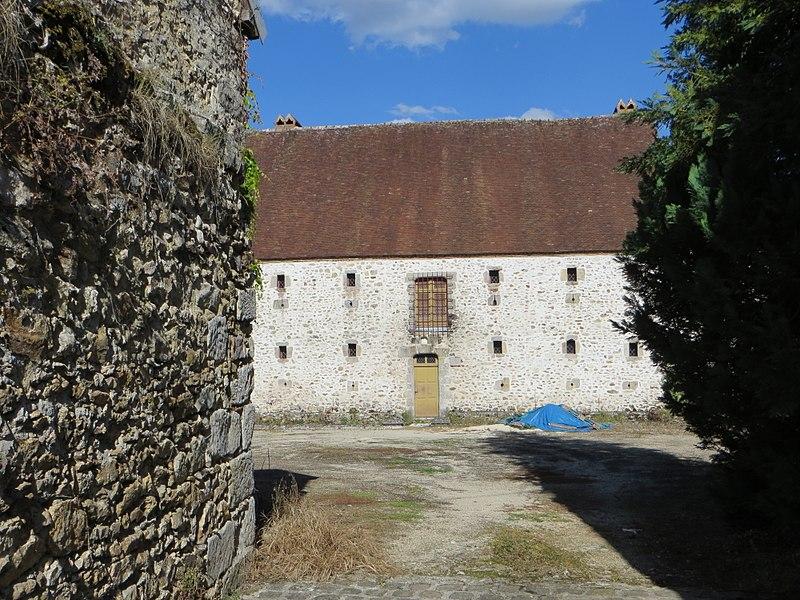 Probables restes d'un bâtiment conventuel
