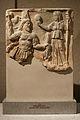 Neues Museum - Weihrelief für Jupiter Dolichenus und Juno.jpg