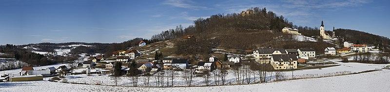 Datei:Neuhaus von Südost Panorama.jpg