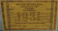 Nevada Gaming License 1931.png