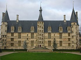 Palais Ducal, Nevers