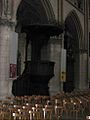 Nevers cathedrale int 18 chaire XIXe 1.JPG