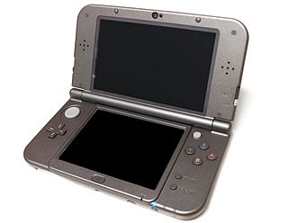 Nintendo 3DS family - New Nintendo 3DS XL