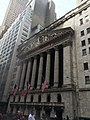 New York Stock Exchange - Wall Street - New York - USA - panoramio.jpg