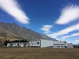 Wakatipu High School - Image: New campus of Wakatipu High School