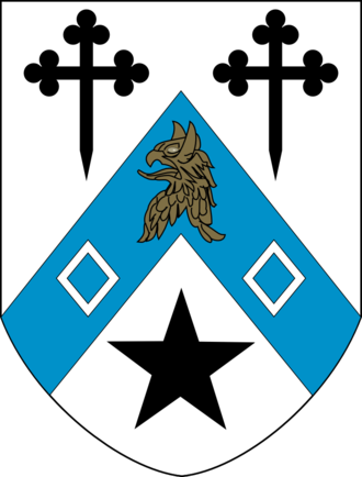 Newnham College, Cambridge - Newnham College heraldic shield
