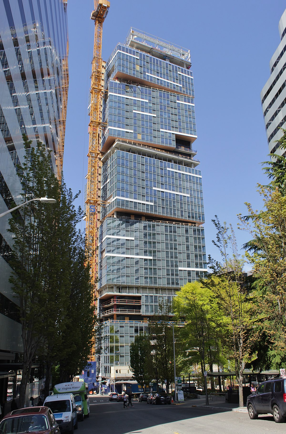 Nexus Building Wikipedia