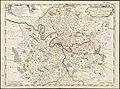 Nicolas Sanson, Diocese, prevoste, et eslection de Paris, 1660.jpg