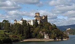 Niedzica Castle Caslte in Poland