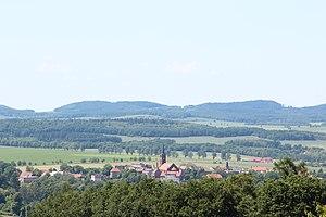 Siege of Niemcza - Image: Niemcza general view 2014 P02