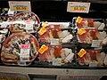 Nijiya Market rolled & kaisen chirashizushi.JPG