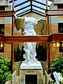 Nike of Samothrace statue at Darwin Martin House conservatory enhanced image.jpg