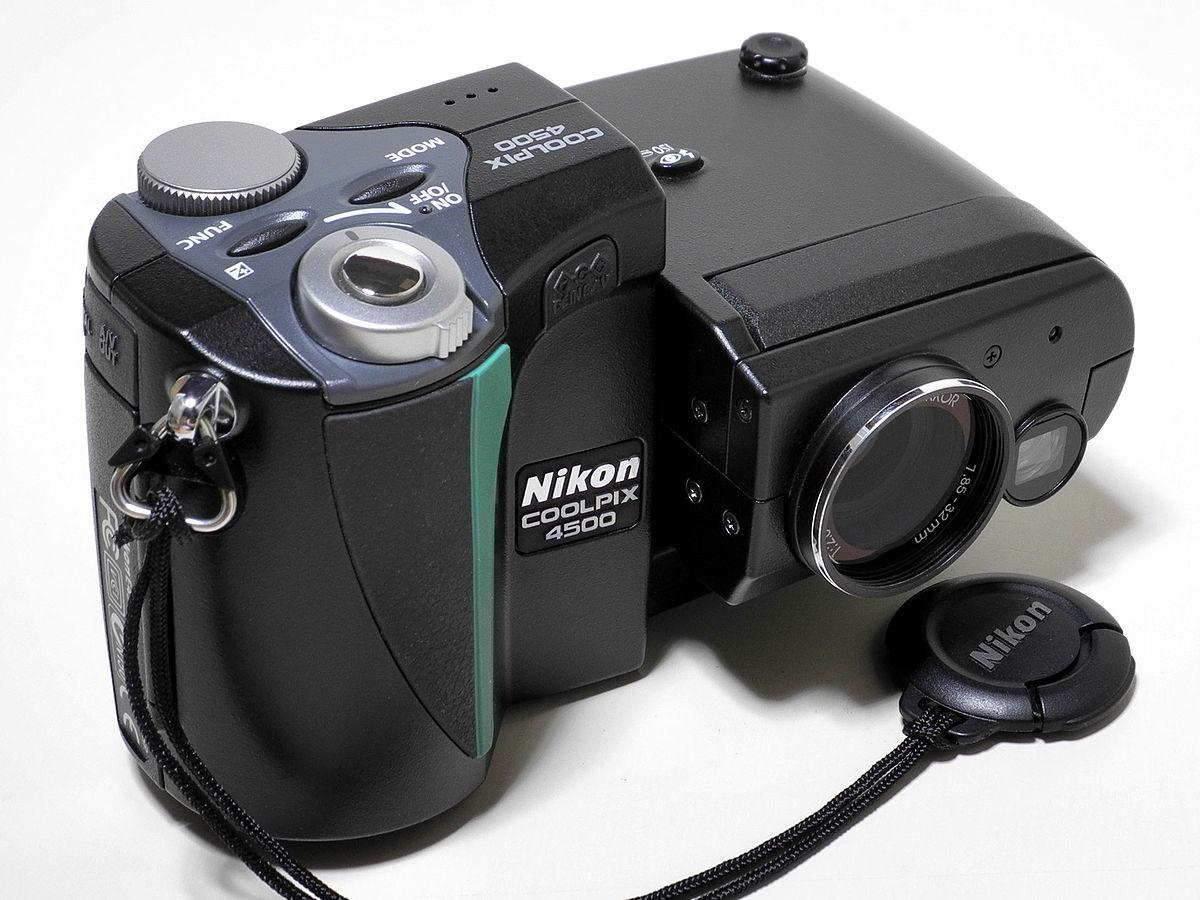 Nikon Coolpix 4500 Drivers Windows XP