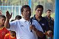 Nisith Ranjan Chowdhury Explains Medical Aspects of Football - Football Workshop - Nisana Foundation - Sagar Sangha Stadium - Baruipur - South 24 Parganas 2016-02-14 1340.JPG