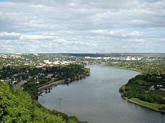 Euroregion Dniester - Dniester in Soroca