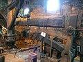 No. 1 hammer, Wortley Top Forge, Stocksbridge - geograph.org.uk - 1497943.jpg