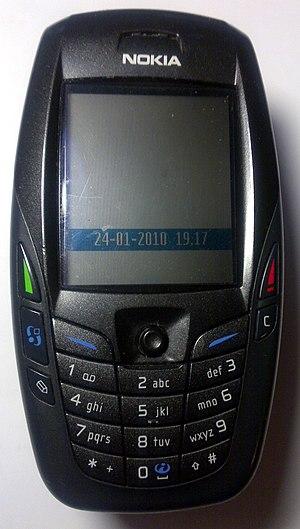 NOKIA 6600 SLID... Nokia 6600