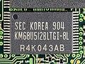 Nokia 6110 - board - Samsung KM68U512BLTGI-8L-8043.jpg