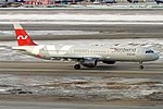 Nordwind Airlines, VQ-BOE, Airbus A321-211 (46906690234).jpg