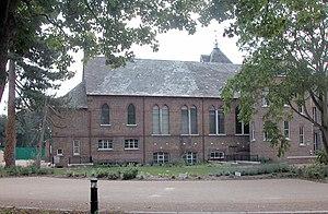 Normansfield Hospital - Normansfield Theatre exterior