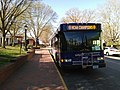 Northline Express (NLX) bus of the University Transit Service of the University of Virginia - IMG 20190410 091527.jpg