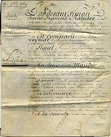 Notaire wikip dia - Achat ancien frais de notaire ...
