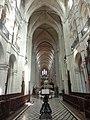 Noyon (60), cathédrale Notre-Dame, chœur, vue vers l'ouest 2.jpg