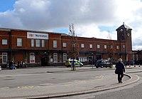 Nuneaton railway station, geograph Eirian Evans 1784455.jpg