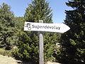 OSM guidepost To Superdevoluy.JPG