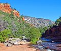 Oak Creek, Slide Rock Park, AZ 9-15 (25404677963).jpg