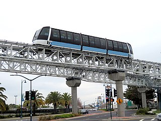 People mover Fully automated transit systems, generally serving relatively small areas