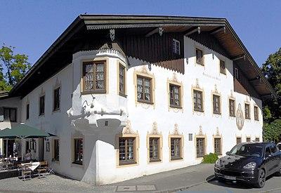 bilder klinik oberammergau