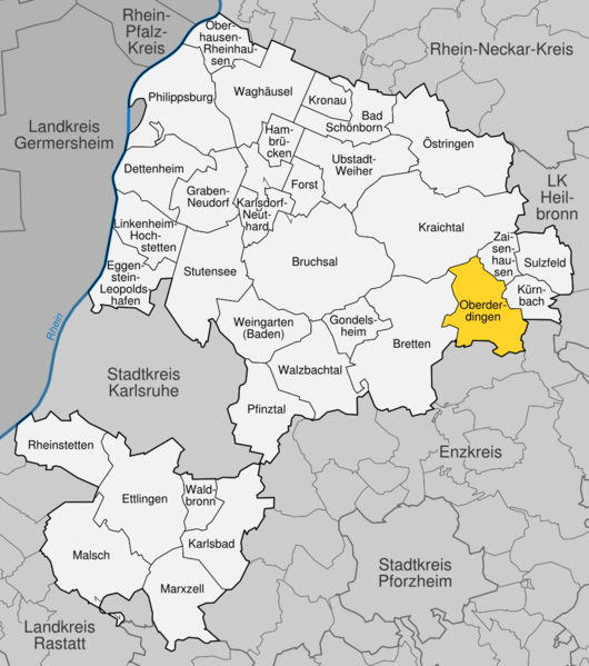 Datei:Oberderdingen im Landkreis Karlsruhe.png