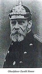 Oberführer Ewald Haase