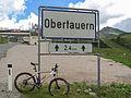 Obertauern, plaatsnaambord 2011-07-27 12.06.JPG