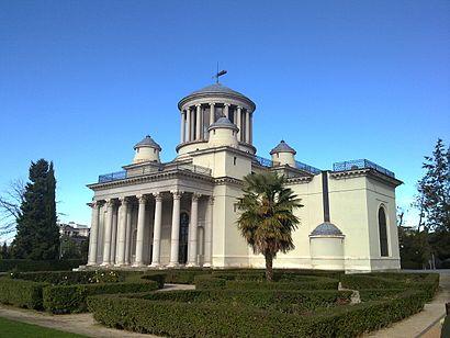 Cómo llegar a Real Observatorio De Madrid en transporte público - Sobre el lugar