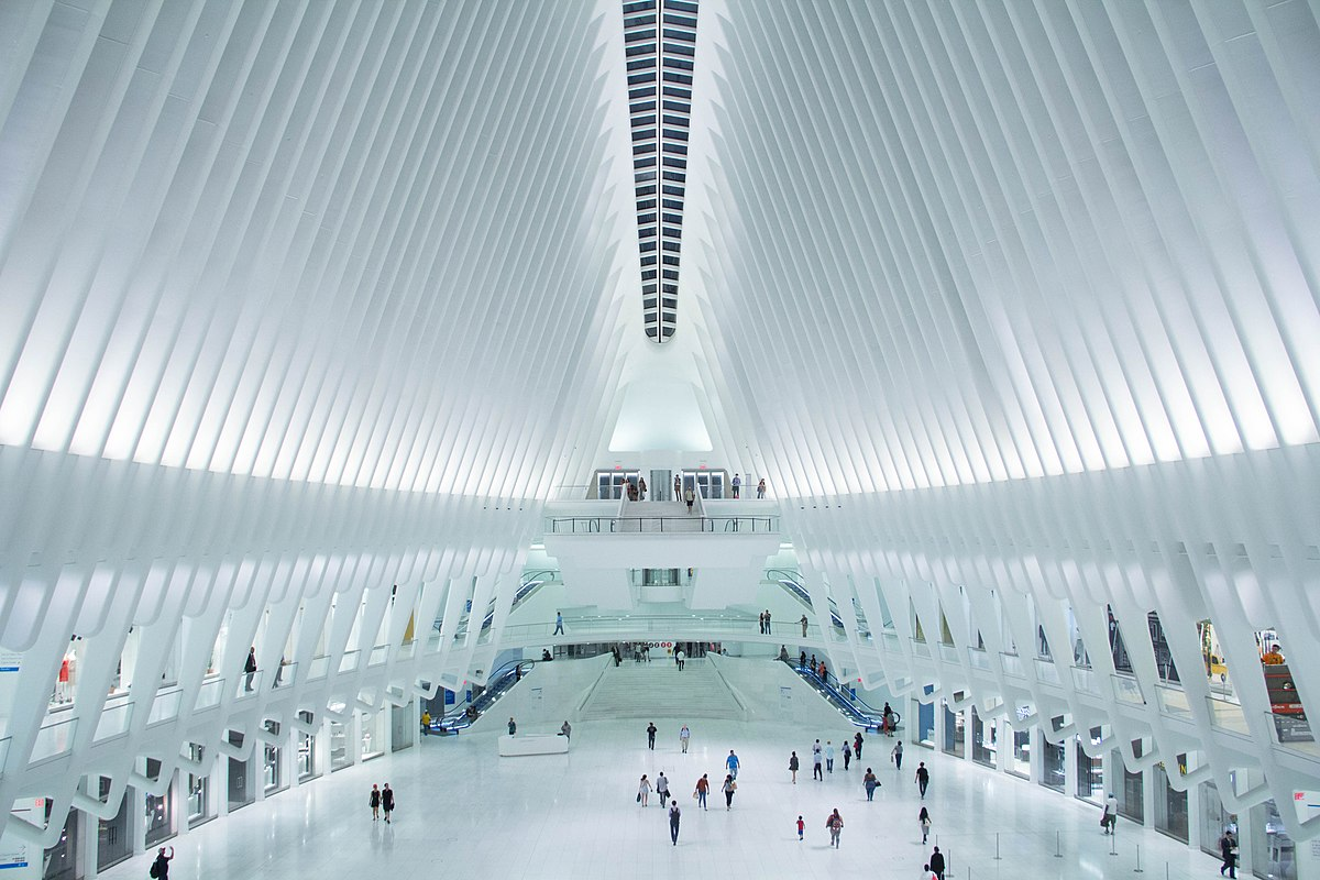 World Trade Center Station Path Wikipedia