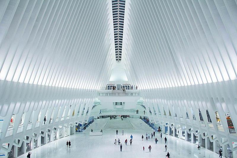 File:Oculus World Trade Center - August 18 2016.jpg