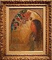 Odilon redon, la finestra gotica, 1900, 01.jpg