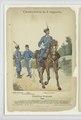 Oesterreich-Ungarn. Freiwilligen Krakusen, 1866. Offizier in Parade; Offizier im Gesellschaftsanzug; Offizier in Parade (NYPL b14896507-90449).tiff